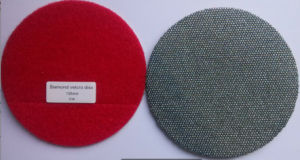 Diamond Fiber Disc with Hook & Loop pictures & photos