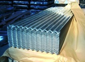 Roof Material Corrugated Galvanized/Galvalume Steel Sheet pictures & photos