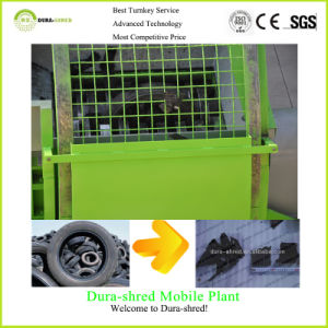 2015 Hot Sale Waste Tire Shredder with CE&ISO9001 (TSD1340) pictures & photos
