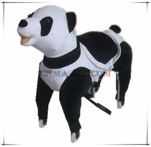 Lovely Panda Riding Horses Children Ride on Toy From Guangzhou