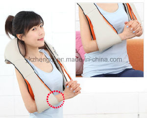 Electric Heating Neck and Shoulder Massager with CE and RoHS pictures & photos