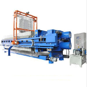 Automatic Sludge Deep Dewatering Membrane Filter Press for Wastewater Treatment