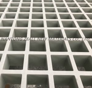 Thickness 38mm FRP Grating with Fire Resistance