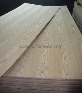 A Grade Natural Ash Fancy Plywood for Furnitutre/ Decoration