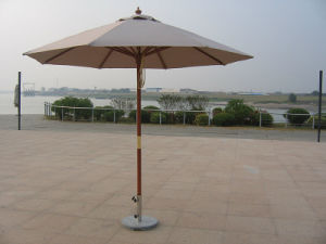 Hot Sell Outdoor Metal Rope Sun Umbrella (FY-001TY)