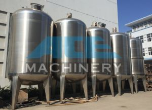 Sanitary Homogenizer Stainless Steel Mixing Tank (ACE-JBG-A) pictures & photos