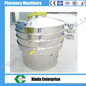 Zs Series Feedstuff Additive Powder High Efficient Sifting Machine pictures & photos