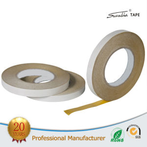 Hotmelt Yellow Glue Embroidery Tape Double Sided/Side Tape