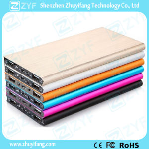 Aluminium Book Shape Design 20000mAh Power Bank (ZYF8055)