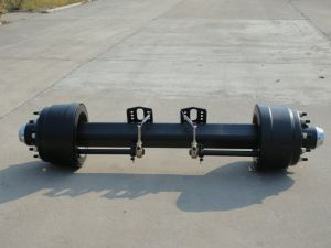 Chinese Supplier Fuwa Type American Type Rear Axle pictures & photos
