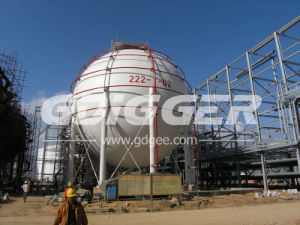 5000 M3 LPG Spherical Tank