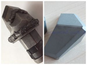 Yg8 Yg10 Construction Tools Cemented Tungsten Carbide Shield Cutter Tooth pictures & photos