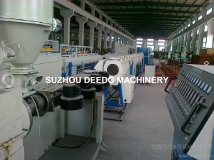 PPR Plastic Pipe Extrusion Production Line pictures & photos