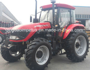 Manufacturer Price 130HP 4WD Farm Tractor Hot Selling in Africa pictures & photos