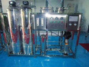 New Hemodialysis RO Water Treatment Machine (500L/H) pictures & photos