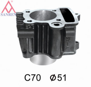 Motorcycle Cylinder Block (C70/C90) pictures & photos