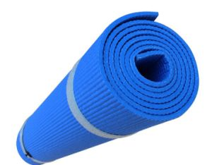 PVC Yoga Non- Slip Mat pictures & photos