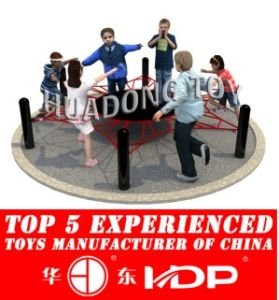 2015 Child Fitness Equipment Playing Trampoine pictures & photos