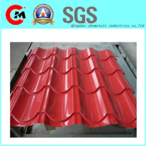 Corrugated Steel Sheet (CH51-380-760) pictures & photos