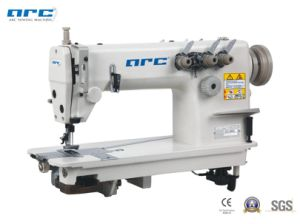 High-Speed, Flat-Bed, 2-Needle Double Chainstitch Sewing Machine (AC-3800)