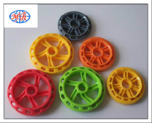 Dufferent Sizes and Colors Plastic Pulley Wheel