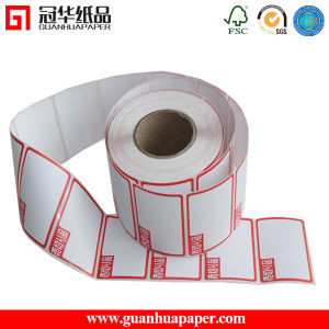 High Temperature Proof Accept Custom Order Heat Resistant Labels pictures & photos