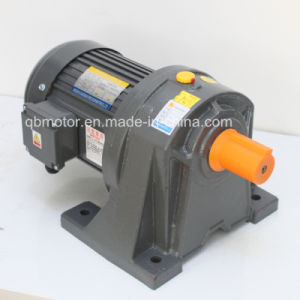 Beverage Equipment Use Ghw40 Horizontal AC Geared Motor pictures & photos