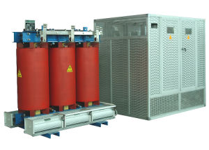 Dry Type Epoxy Resin Cast Three Phase Small Power Transformer