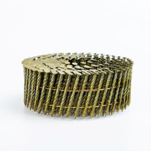 "1 1/2"" Pallet Coil Nails for Pallet Making"