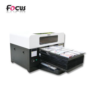 uv flatbed printer logo printing machine pvc id card printing - Pvc Card Printer