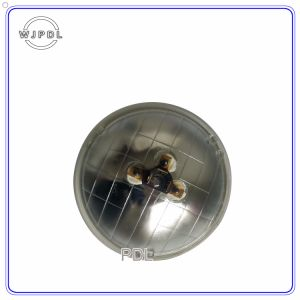 "Crystal 7"" Round Halogen Head Light pictures & photos"