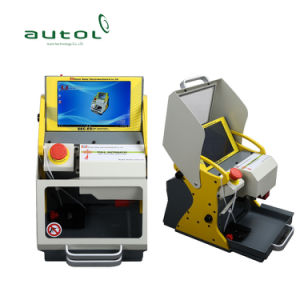 Best Sec-E9 Laser Cutting Machine Multiple Languages for Car Key Motorbike House Key Sec-E9 Key Cutting Machine pictures & photos