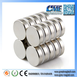Neodymium Strong Disc Magnet for Cars pictures & photos