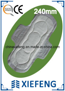 Ultra Thin Sanitary Pad 240mm (NUL-005 240mm)