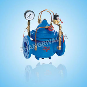 Water Series Electric Control Valve (Type: SR600X)