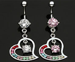 Belly Button Ring (XBP02029)