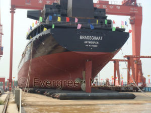 Ship Launching and Landing Airbags pictures & photos
