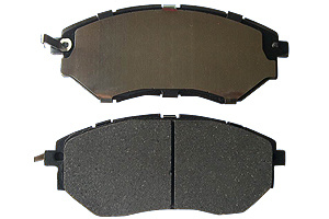 Carbon Raiser for Brake Pads