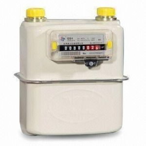 Household Diaphragm Wide Range Gas Meter pictures & photos