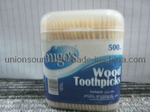 Personal Care Item Bamboo Toothpick
