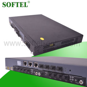 8 Pon Port FTTH Epon/Gepon Olt with 1.25gbps SFP Pon Modules (Maximum 8 PON Ports) , FTTX Optical Line Terminal in China pictures & photos