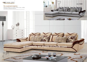 Sectional Fabric L Shape Sofa