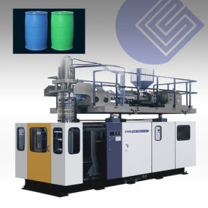 CE Approved Automatic Extrusion Blow Molding Machine With Max Volume 160l (EB100J1-A1) pictures & photos