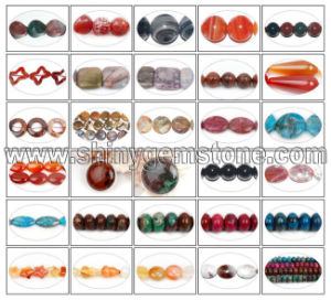 Agate Beads Gemstone Jewelry