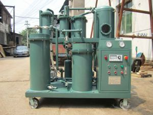 Hydraulic Oil Purifier/ Lubricating Oil Recycling pictures & photos