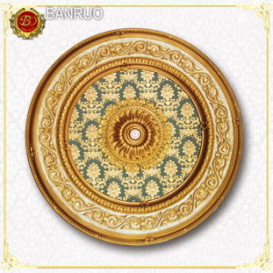 Sales The First PS Ceiling Medallion for Comfortable Home (BRRD15-PF0-071) pictures & photos