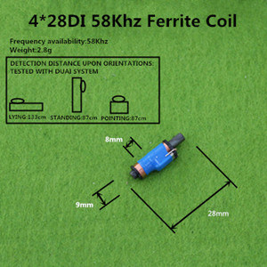 EAS Am Ferrite Coil (AM 4X28 DI) pictures & photos