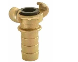 Air Hose Coupling (European Type)-Hose End with Collar