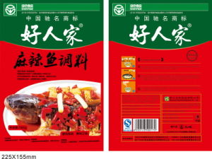 Spicy and Hot Fish Seasoning