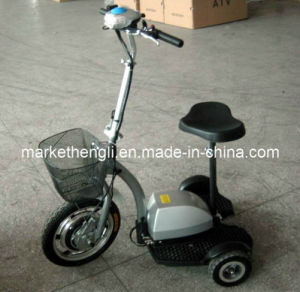 Electric Scooters Three Wheels for Adult